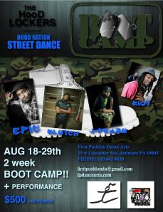 HL Boot Camp 2